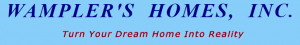 Contact Home Sales Wampler Homes